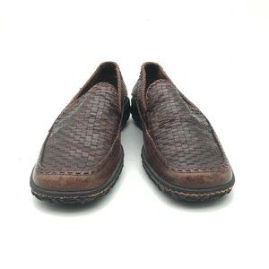 Cole Haan Mens Country Loafer Shoes Brown 9